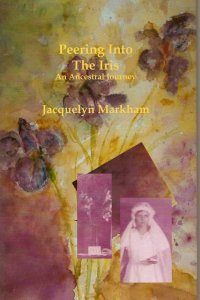 Peering Into The Iris An Ancestral Journey Book Cover